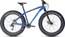 2015 Specialized Fatboy SE Fatbike Small Satin Deep Blue/Cyan/Dirty Wht CLOSEOUT