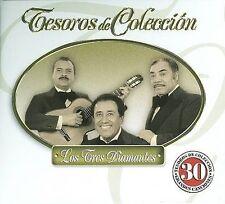 Tesoros de Coleccion * by Los Tres Diamantes (CD, Mar-2008, 2 Discs, Norte)