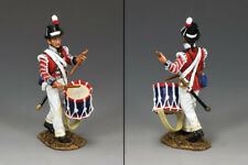 KING & COUNTRY THE AGE OF NAPOLEON NA270 BRITISH ROYAL MARINE DRUMMER MIB