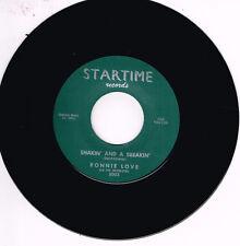 Ronnie amor – Shakin 'y un Breakin' / que está todo me (conducir' Negro Rockabilly