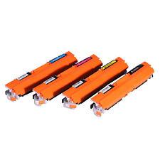 4PK 126A SET Toner Cartridge For HP CP1025NW CP1020 MFP M175W HP CE310-3A