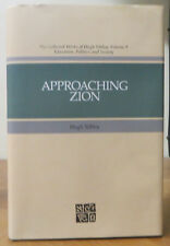 Collected Works of Hugh Nibley: Approaching Zion Vol. 9 by Hugh Nibley (1989, Ha