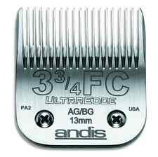 "Andis UltraEdge 3 3/4 F Clipper Blade # 64135 1/2"" 13.0 mm 3 3/4 Finish Cut NEW"