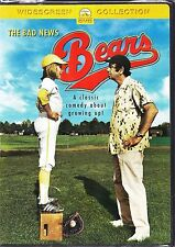 The Bad News Bears (DVD, 2002) RARE WALTER MATTHAU 1976 BRAND NEW