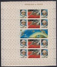H803. 5x Guinea - MNH - Space - Soviet Union
