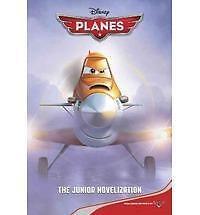 Junior Novel: Disney Planes by RH Disney Staff (2013, Paperback, Novelization)