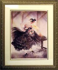 AFTER Louis Icart Carmen Poster Expensively Framed Art Poster SUBMIT BEST OFFER!