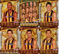 2012 AFL Teamcoach Silver Team set Hawthorn (13)