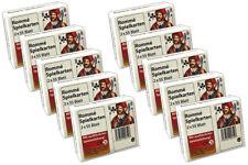 10x Rommé Canasta Bridge Spielkarten je 2x 55 Blatt | Romme Kartenspiel Karten