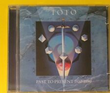 Toto Past To Present 1977-90 Best Of CD NEW SEALED Africa/Hold The Line/Rosanna+