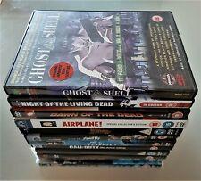12 x DVD Bundle Job Lot Sci-Fi, Horror, Comedy & Thrillers