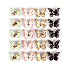 Prima Wild and Free Flower Embellishments Enchanted Forest  594527  2017
