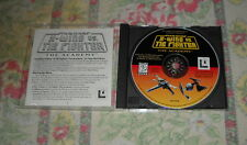 CD-ROM STAR WARS X-WING vs. TIE FIGHTER - THE ACADEMY , LUCAS ARTS 1997