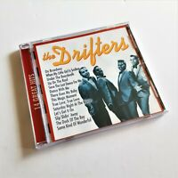 The Drifters 14 Great Hits CD 2001 Direct Source Special Products Canada