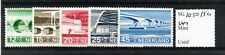 Netherlands 1968 Cultural Welfare (Bridges) set Sg1050/54 Mnh