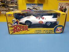 "JOYRIDE SPEED RACER  MACH 5 WITH CHIM CHIM   ""NEW IN BOX"""