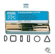 PFERD Schlüsselfeilensatz 6tlg. In Metallbox