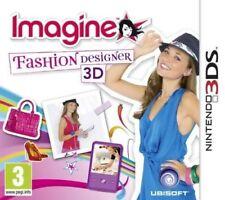 imagine fashion designer 3d 3ds