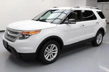 2015 Ford Explorer XLT Sport Utility 4-Door