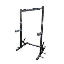 MUSCLE MOTION HALF RACK / RATING CERTIFIED