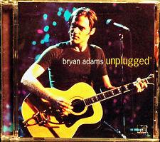 MTV Unplugged by Bryan Adams (CD, Dec-1997, A&M (USA))