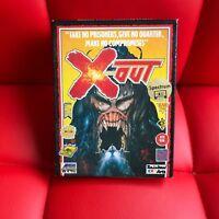 Sinclair ZX Spectrum 48K Game -  X-OUT  - Rainbow Arts - # RARE #