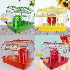 New listing Hamster Guinea Pig Hedgehog Cage Comfort Pets House Enclosure Nest Candy Color
