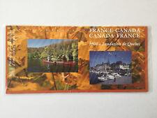 Emission Commune 2008 Canada sous blister. YT 4182, YT CA 2351