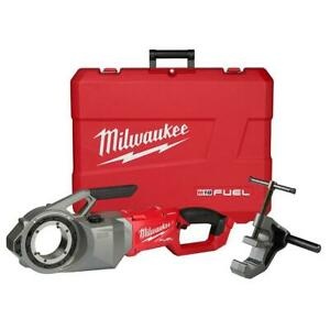 Milwaukee 2874-20 M18 FUEL 18V Pipe Threader ONE-KEY - Bare Tool