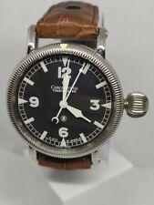 watch orologio Chronoswiss CH-6233 lu uomo TIMEMASTER luxury polso uomo