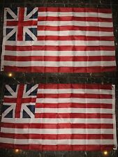 3x5 Grand Union 2 Faced 3-ply Wind Resistant Flag 3x5ft