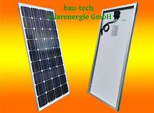 Solarmodul 130Watt Solarpanel Photovoltaik Solarzelle 130W Monokristallin NEU