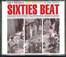 (2CD's) Sixties Beat - Procol Harum, Moody Blues, Move, Arthur Brown, Animals