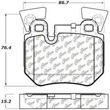 Disc Brake Pad Set fits 2008-2013 BMW 135i 135is,328i  STOPTECH