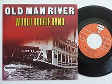 WORLD BOOGIE BAND Old man river  195002 france  Discotheque RTL