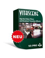 Prodad vitascene v3 Pro Win Dt. Version complète vie licence téléchargement