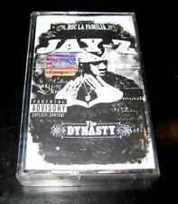 "Jay Z - The Dynasty ""Roc La Familia"" MADE IN BULGARIA CASSETTE Bulgarian Edition"