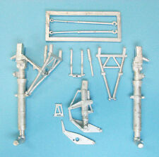 A-1 Skyraider Landing Gear For 1/32nd Trumpeter Model  SAC-32073