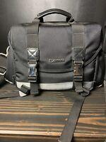 Canon DSLR Camera Bag Black Heavy Duty