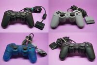 Sony Playstation PS2 and PS1 Dualshock Game Controllers - See Description