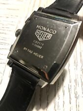 Top rare TAG HEUER MONACO REF : CS2111 Automatic Chronograph