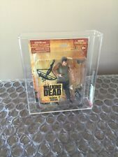 Mcfarlane Walking Dead Series 1 Daryl Dixon Action Figure RARE Small Card AFA8.5