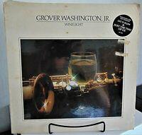 Grover Washington, Jr. – Winelight - 1980 Elektra – 6E-305 jazz Vinyl LP - VG+