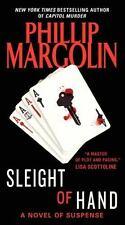 Sleight of Hand-A Novel of Suspense by Phillip Margolin (Dana Cutler #4) 6X-154