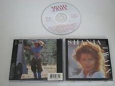 SHANIA TWAIN/THE WOMAN IN ME(MERCURY 314 522 886-2) CD ALBUM