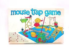 Mouse Trap Canvas Wall Art Nursery Game room home decor