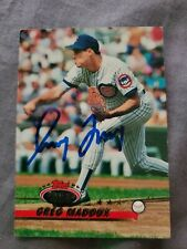 GREG MADDUX Signed Autographed Cy Young Hall of Fame Atlanta Braves All Star