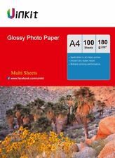 A4 Glossy Photo Paper Inkjet Printer Photography Paper 100-1000 Sheets Uinkit
