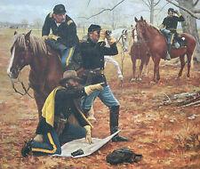 """The Staff Ride"" Don Stivers Civil War Commemorative Edition Giclee Print"