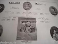 MILITARIA_NAPOLEONE_NAPOLEONICA_LUCIANO_LETIZIA_GIUSEPPE_GENEALOGIA_ARALDICA